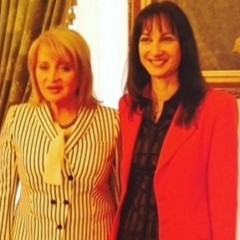 Elena Kountoura meeting with Russian counterpart in Moscow