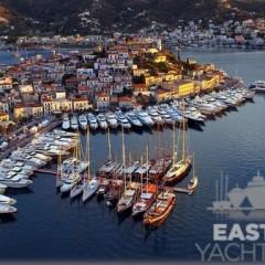 East Med Yacht Show Poros
