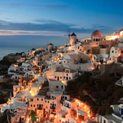 Top five Greek vistas