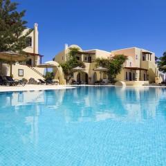 Smaragdi Hotel Perivolos Santorini