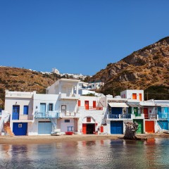 9 gorgeous Greek islands you've probably never heard of