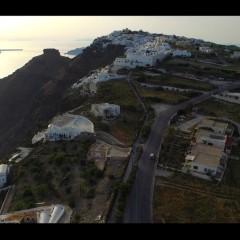 This is Santorini
