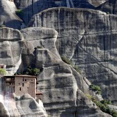 Meteora, six monasteries on the rocks