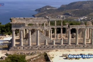 Greek islands video HD