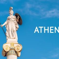 Athens timelapse