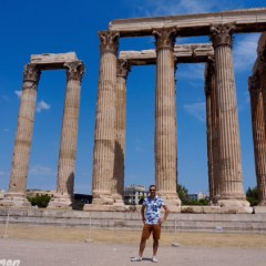 48 hours in the ancient city that is Athens…