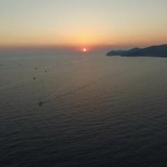 Drone-o-Grapher @ Santorini