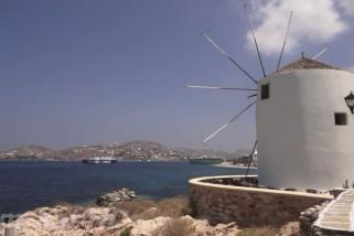 Paros island 2013