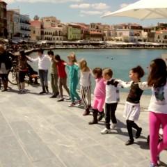 Dancing with a Cretan Heart