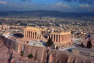 Parthenon, Athens – Greece (HD)
