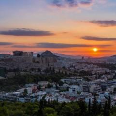 Acropolis time lapse