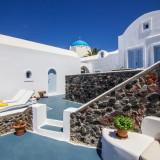 Heliades Apartments in Imerovigli, Santorini, Greece