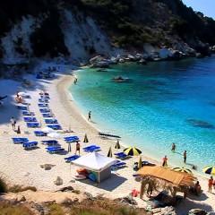Agiofili Beach,Lefkada