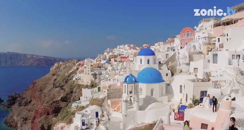 The most beautiful place on Earth, #Santorini