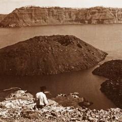 ΝΕΜΟ 2016: 150 χρόνια μελέτης του ηφαιστείου της Σαντορίνης