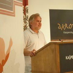 Ευγένιος Κασπέρσκι, ο Ρώσος επιχειρηματίας που αποκαλούν «από μηχανής θεό» στη Σαντορίνη