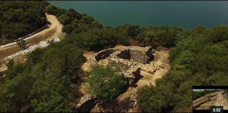 Aristotle's tomb