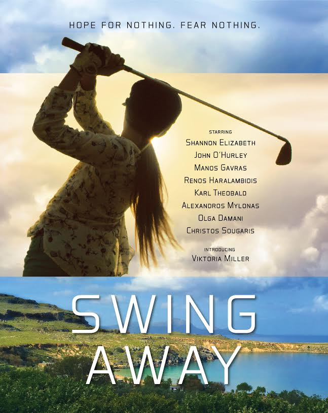 Following a meltdown that leads to a suspension, professional golfer Zoe Papadopoulos travels to her grandparents' village in Greece to escape the harsh spotlight of the international sports world. Between baking bread and eating baklava, she meets and mentors a ten-year-old girl who is determined - against all odds - to become the next golf sensation. Along the way, Zoe rediscovers her Greek heritage, her love of the game, and the hidden strength within herself as she inspires the townspeople in an epic showdown against a greedy American developer.