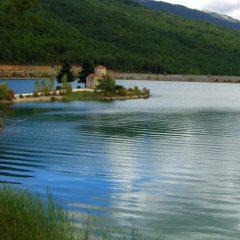 Λίμνη Δόξα από Phantom 3