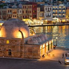 Chania, Venice of the East