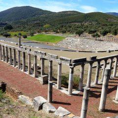 Αρχαιολογικός χώρος Αρχαίας Μεσσήνης