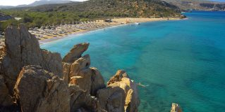 Best Beaches on Crete island