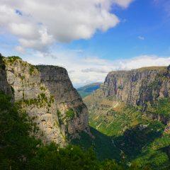 Great View of Vikos Canyon – Voidomatis River Zagori
