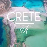 Crete Greece | Beautiful Beaches Aerial Drone 4K by thedronebook