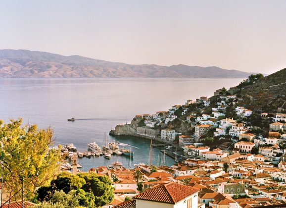 Greece continues to capture the imagination of Conde Nast Travellers