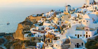 Santorini @ The most charming architecture of the world