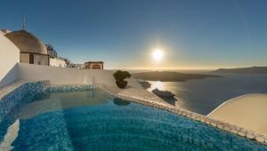 Villa Renos Santorini