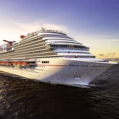 Piraeus home port for Carnival Vista in 2016