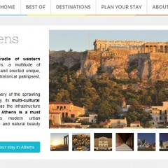 Athens @ Best European Destination 2015