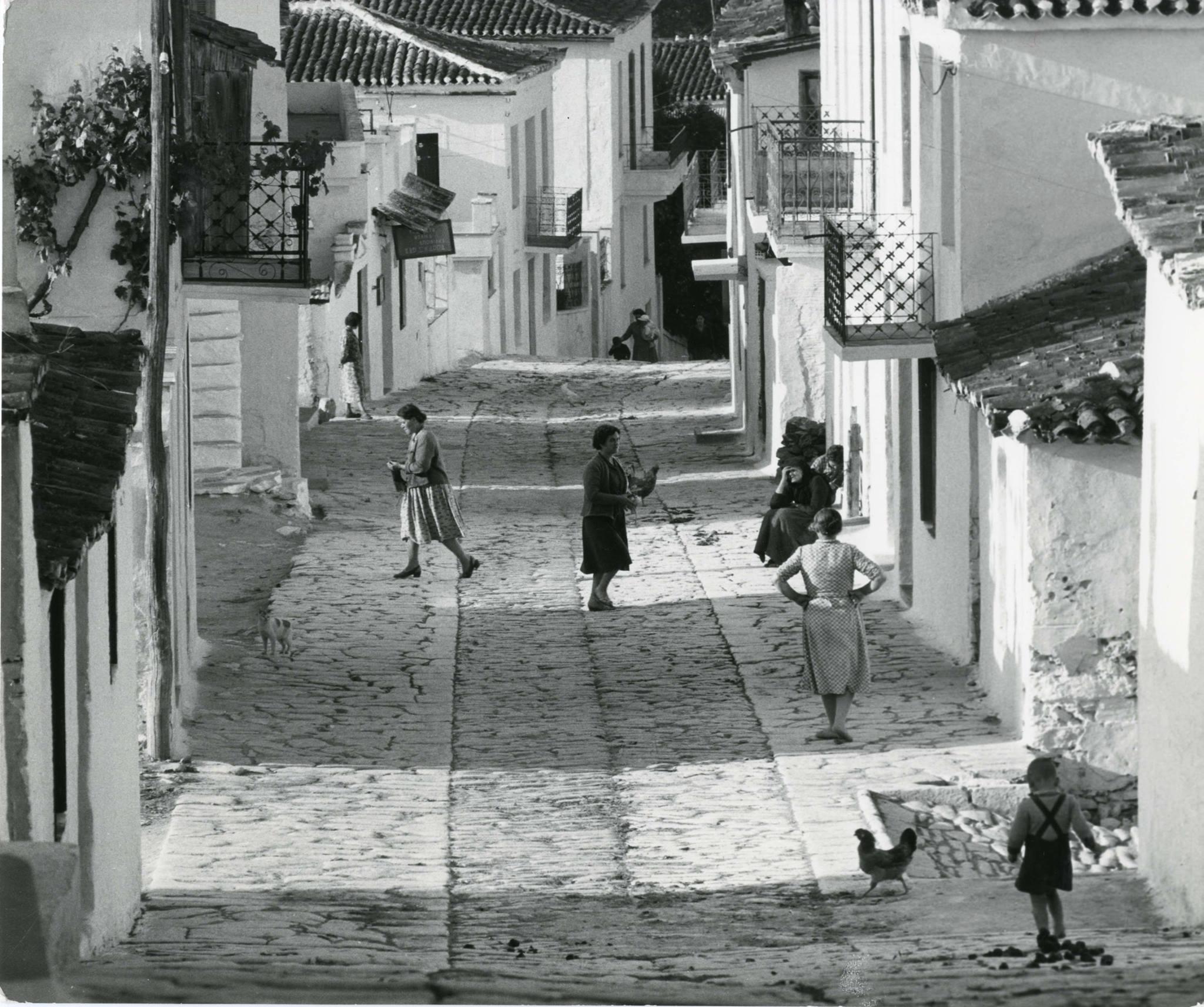 Wolf Suschitzky «Ταξίδι στην Ελλάδα του '60»