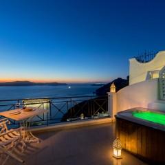 Villa Renos Fira Santorini