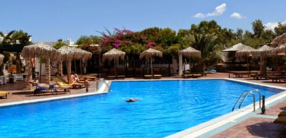 Mikri Vigla Hotel in Naxos, Cyclades, Greece