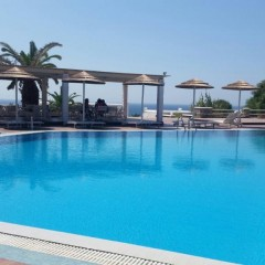 Kavouras Village Resort, on Naxos Island, Cyclades, Greece