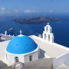 Incredible Santorini Greece