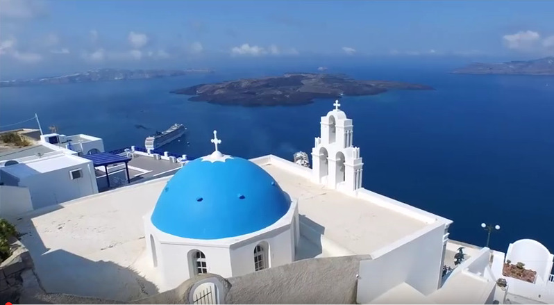 Incredible Santorini Greece