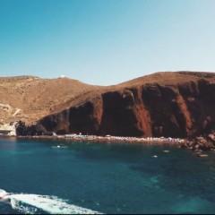 Santorini as never seen before…