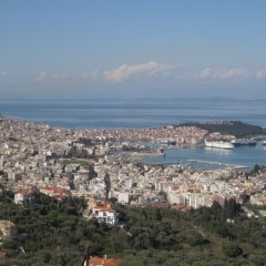 The mayor of Lesvos about the touristic promotion of Lesvos