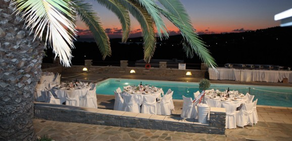 Pyrgaki Hotel in Parikia, Paros, Greece