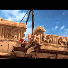 Parthenon by Costa-Gavras