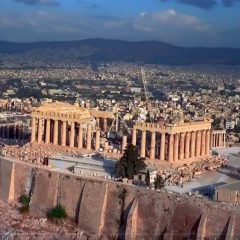 Parthenon, Athens – Greece (HD)