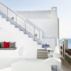 Avista Suites in Imerovigli, Santorini, Greece
