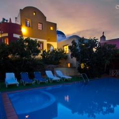 Merovigla Studios in Imerovigli, Santorini, Greece