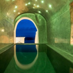 Senses Boutique Hotel in Imerovigli, Santorini, Greece