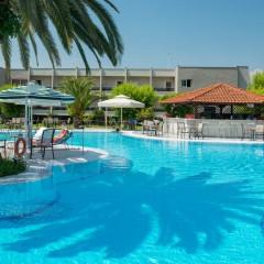 Aethria Hotel on Thassos island, Greece