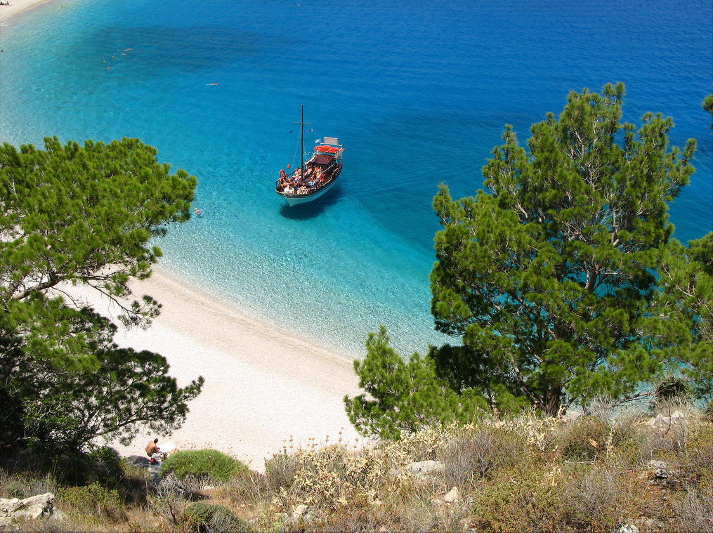 The second largest of the Greek Dodecanese, #Karpathos