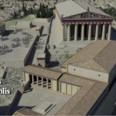 Athens Acropolis 3D presentation ☼ ‪#Greece